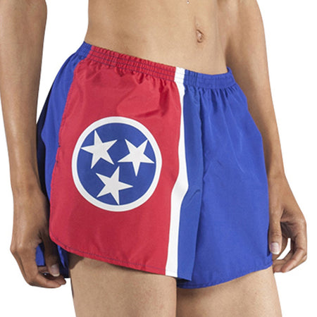 "Women's Idaho 1"" Elite Split Shorts"