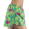 Women's Flamingo Green 1.5