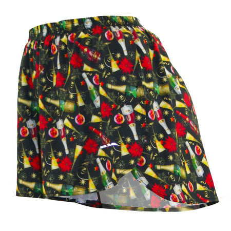 "WOMEN'S 3"" MIX & MATCH RUNNING SHORTS- NO LINER- MCNAUGHTY"
