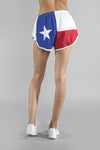Women's Texas Flag Challenger Shorts