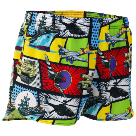 "Men's Watermelon Madness 3"" Half Split Shorts"
