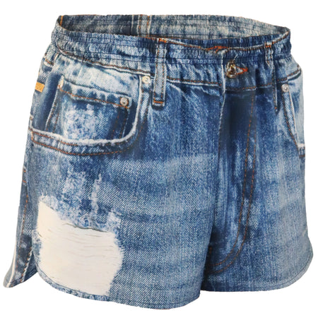 "Men's Elite Hoggers 3"" Half Split Shorts"