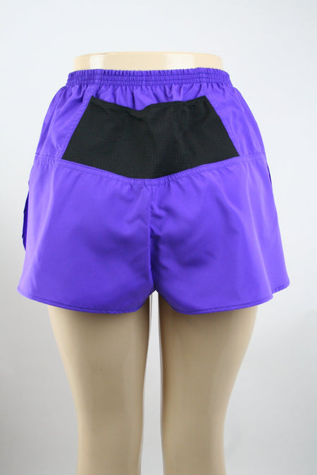 "WOMENS 1.5"" INSEAM ULTRA RUNNING SHORTS- ROYAL"