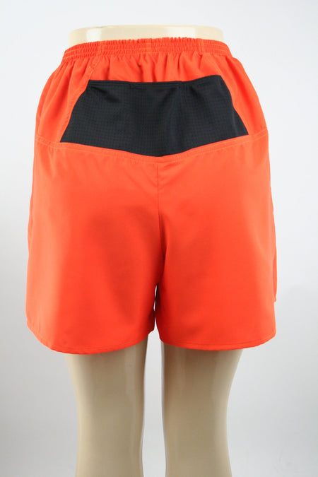 "WOMEN'S 1"" ELITE SPLIT RUNNING SHORT [PALMAPPLE]- CUSTOM"