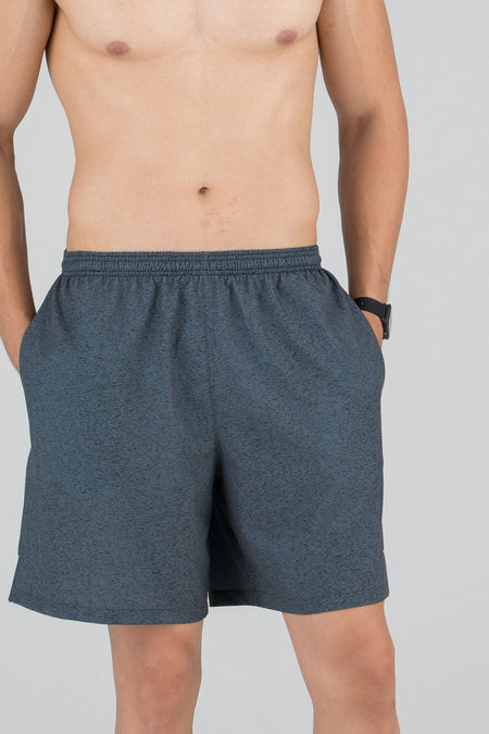 MENS 2-n-1 5 INCH ULTRA RUNNING SHORTS- CYPHER ELECTRIC