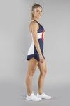 WOMEN'S INTERVAL SINGLET- COLORADO - BOAUSA