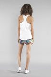 WOMEN'S INTERVAL SINGLET- WHITE - BOAUSA