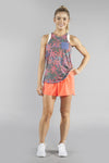 WOMEN'S PRINTED 50/50 TWISTY BACK- LEILANI - BOAUSA