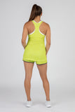 Women's Current Limeade Hypersoft Singlet