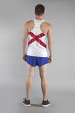 MEN'S PRINTED SINGLET- ALABAMA - BOAUSA