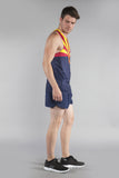 MEN'S PRINTED SINGLET- ARIZONA - BOAUSA