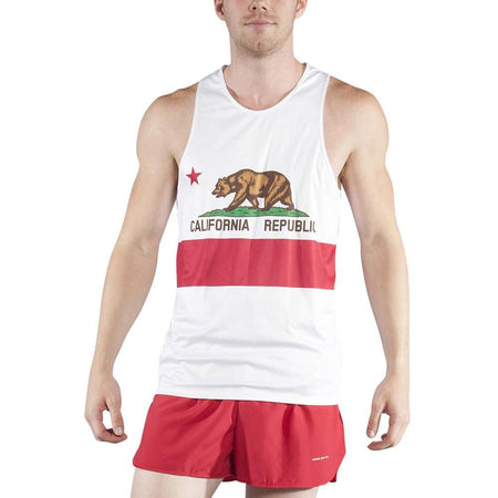 Men's North Carolina Singlet