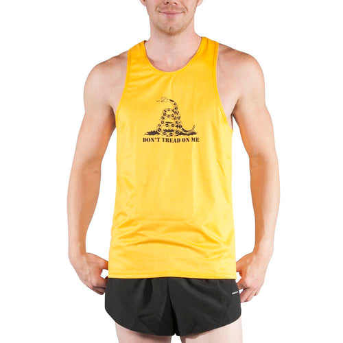 Men's Don't Tread On Me Singlet
