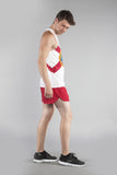 MEN'S PRINTED SINGLET- FLORIDA - BOAUSA