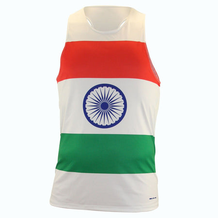MEN'S PRINTED SINGLET- GERMANY