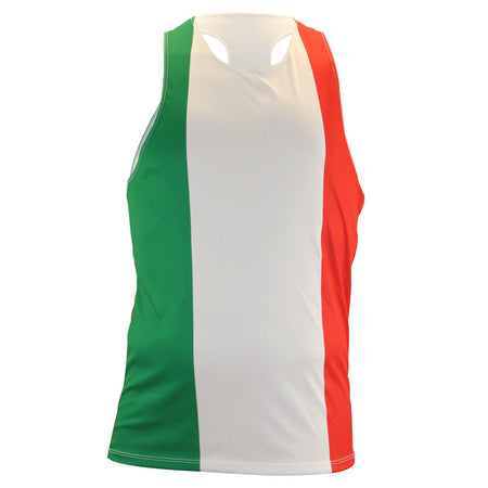 MEN'S PRINTED SINGLET- TURKEY