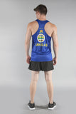 MEN'S PRINTED SINGLET- KANSAS - BOAUSA