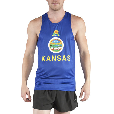 Men's Louisiana Singlet