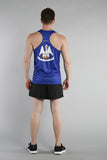 MEN'S PRINTED SINGLET- LOUISIANA - BOAUSA