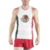 MEN'S PRINTED SINGLET- MEXICO