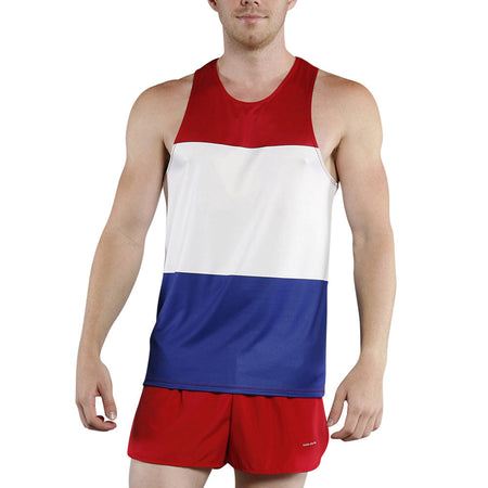 Men's Croatia Singlet