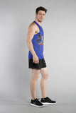 MEN'S PRINTED SINGLET- PENNSYLVANIA - BOAUSA