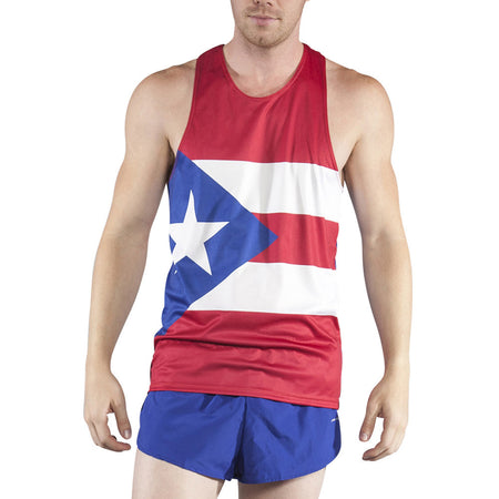 Men's Arkansas Singlet
