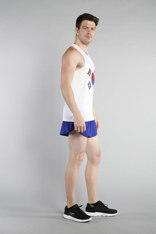 MEN'S PRINTED SINGLET- SOUTH KOREA - BOAUSA