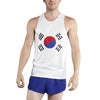 MEN'S PRINTED SINGLET- SOUTH KOREA