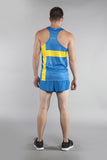 MEN'S PRINTED SINGLET- SWEDEN - BOAUSA