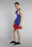 MEN'S PRINTED SINGLET- VIRGINIA - BOAUSA