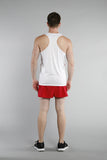 MEN'S PRINTED SINGLET- WASHINGTON DC - BOAUSA