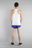 MEN'S PRINTED SINGLET- W. VIRGINIA - BOAUSA