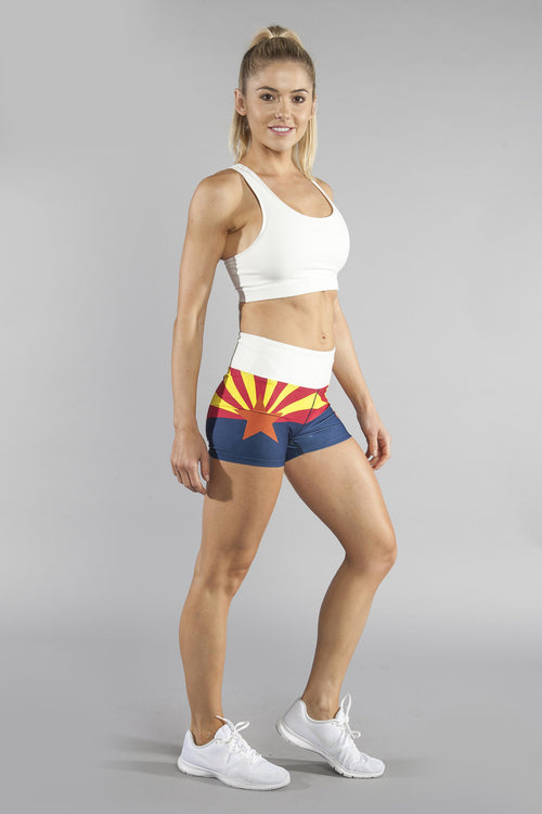 FIT SHORT- ARIZONA - BOAUSA