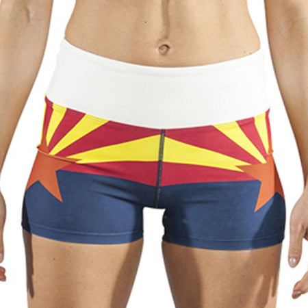 "Women's Tiger Queen 1"" Elite Split Shorts"