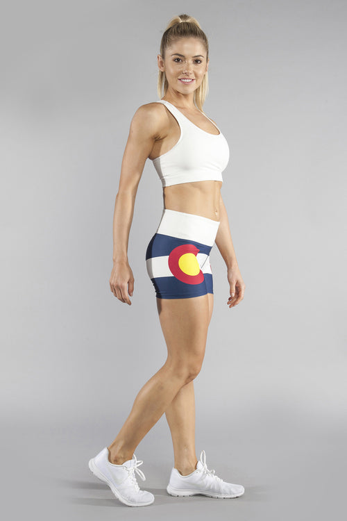 FIT SHORT- COLORADO - BOAUSA