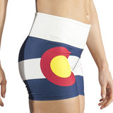 FIT SHORT- COLORADO