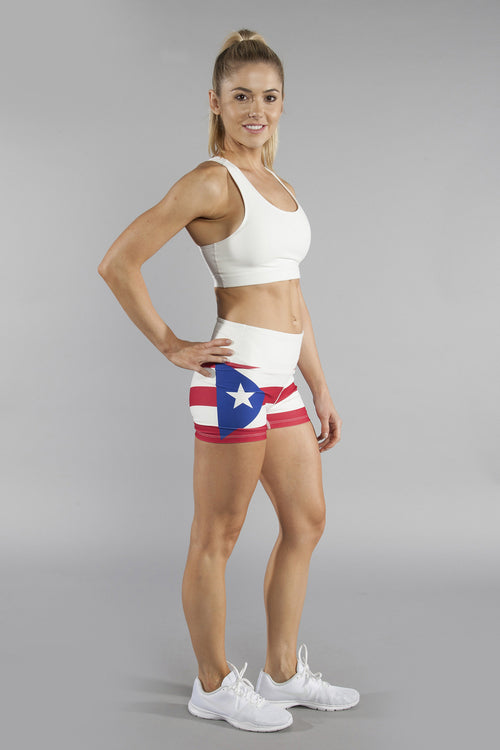 FIT SHORT- PUERTO RICO - BOAUSA