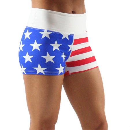 Women's United States Of America Singlet