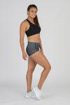 WOMEN'S BRIEF MIX & MATCH FUNDER UNDERWEAR- CURRENT BLACK