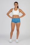 WOMEN'S BRIEF MIX & MATCH FUNDER UNDERWEAR- CURRENT BLUE/WHITE