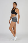 WOMEN'S SHORT MIX & MATCH FUNDER UNDERWEAR- CURRENT BLACK