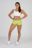 WOMEN'S SHORT MIX & MATCH FUNDER UNDERWEAR- CURRENT LIMEADE