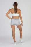 WOMEN'S SHORT MIX & MATCH FUNDER UNDERWEAR- CURRENT SILVER