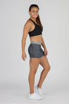WOMEN'S LONG MIX & MATCH FUNDER UNDERWEAR- CURRENT BLACK