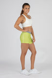 WOMEN'S LONG MIX & MATCH FUNDER UNDERWEAR- CURRENT LIMEADE