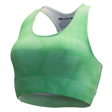 Women's Lightning Bolt Performance Sports Bra