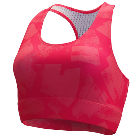 Women's Brush Yellow Performance Sports Bra