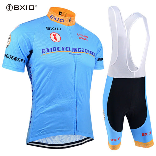 4e629a141 BXIO Cycling Jersey Cool Short Sleeve Bicycle Men Cycling Clothes