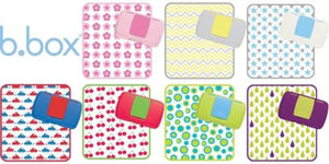 B.Box Nappy Wallet Baby Change Mat Travel Change Pad Nappy Diaper Storage Bbox
